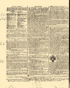 General Advertiser, October 17, 1746, Page 4