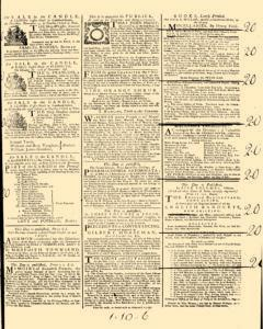 General Advertiser, November 11, 1746, Page 3