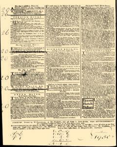 General Advertiser, November 11, 1746, Page 4