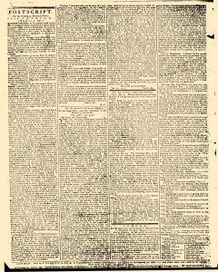 General Evening Post, January 12, 1771, p. 4