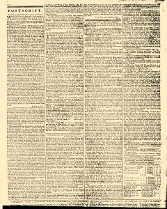 General Evening Post, January 29, 1771, Page 4