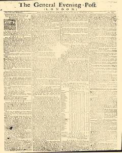 General Evening Post, February 02, 1771, Page 1