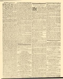 General Evening Post, February 19, 1771, Page 3