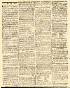 General Evening Post, February 19, 1771, Page 4