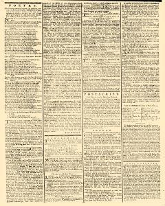 General Evening Post, March 28, 1771, Page 4