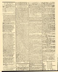 General Evening Post, May 11, 1771, Page 4