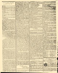 General Evening Post, May 23, 1771, Page 4