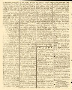 General Evening Post, June 11, 1771, Page 4