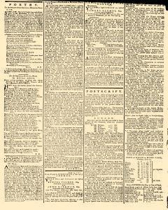 General Evening Post, June 22, 1771, Page 4
