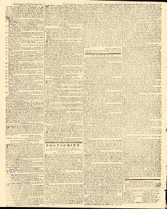 General Evening Post, July 11, 1771, Page 4