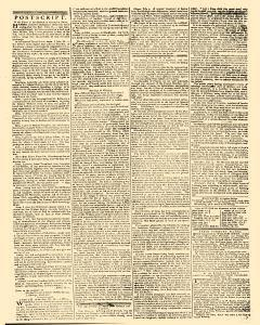 General Evening Post, July 13, 1771, Page 4