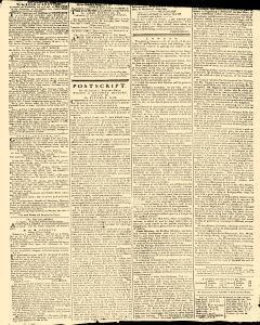 General Evening Post, August 13, 1771, Page 4