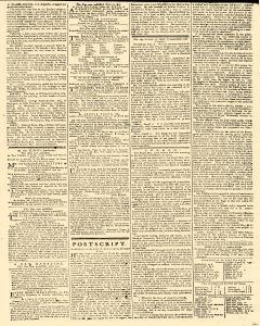 General Evening Post, August 22, 1771, Page 4