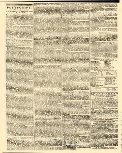 General Evening Post, August 29, 1771, Page 4