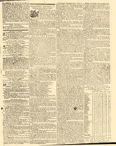 General Evening Post, September 14, 1771, p. 3