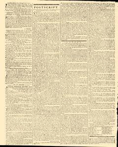 General Evening Post, September 14, 1771, p. 4