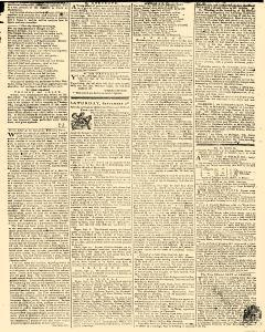 General Evening Post, September 26, 1771, Page 3