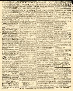 General Evening Post, September 26, 1771, Page 4