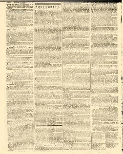 General Evening Post, October 12, 1771, Page 4