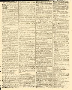 General Evening Post, October 19, 1771, Page 3