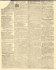 General Evening Post, October 31, 1771, Page 3