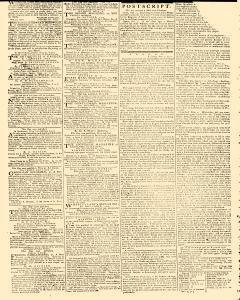 General Evening Post, October 31, 1771, Page 4