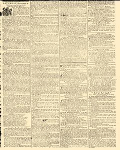 General Evening Post, November 07, 1771, Page 3