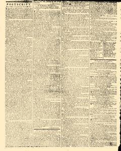 General Evening Post, November 09, 1771, Page 4