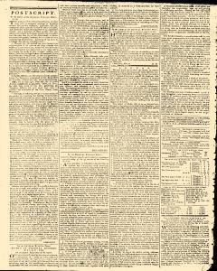 General Evening Post, November 19, 1771, Page 4