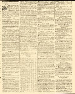 General Evening Post, November 21, 1771, Page 3
