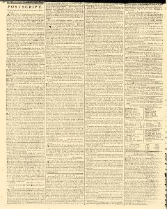 General Evening Post, November 21, 1771, Page 4