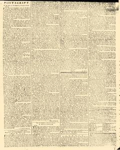 General Evening Post, November 28, 1771, Page 4