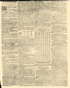 General Evening Post, November 30, 1771, Page 3