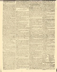 General Evening Post, November 30, 1771, Page 4