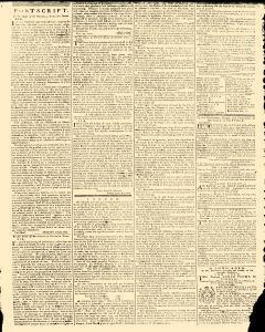 General Evening Post, December 07, 1771, Page 4