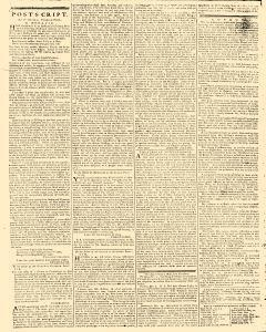 General Evening Post, December 21, 1771, Page 4