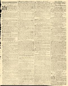 General Evening Post, December 24, 1771, Page 3