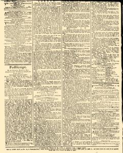 General Evening Post, February 25, 1790, p. 4