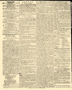 General Evening Post, March 25, 1790, Page 4