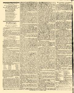 General Evening Post, March 30, 1790, Page 4