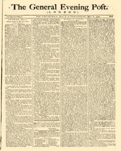 General Evening Post, May 06, 1790, Page 1