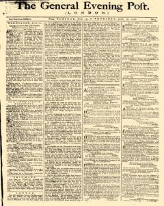 General Evening Post, June 15, 1790, Page 1