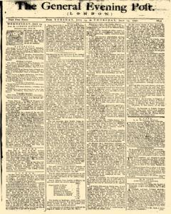 General Evening Post, July 13, 1790, Page 1