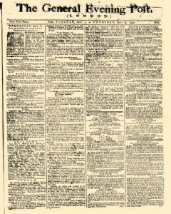 General Evening Post, September 07, 1790, Page 1