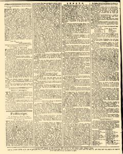 General Evening Post, September 25, 1790, Page 4