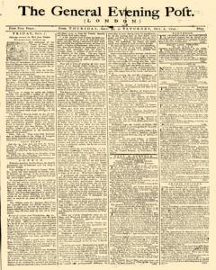 General Evening Post, September 30, 1790, Page 1