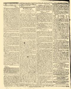 General Evening Post, October 23, 1790, Page 4