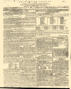 General Evening Post, November 11, 1790, Page 2
