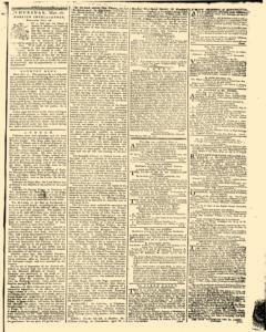 General Evening Post, November 16, 1790, Page 3