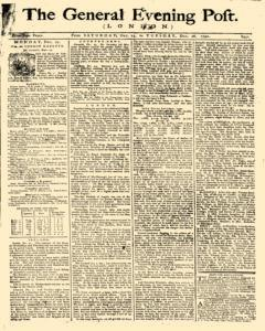 General Evening Post, December 25, 1790, Page 1